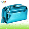 Fashion wholesale satin cosmetic bag promotional