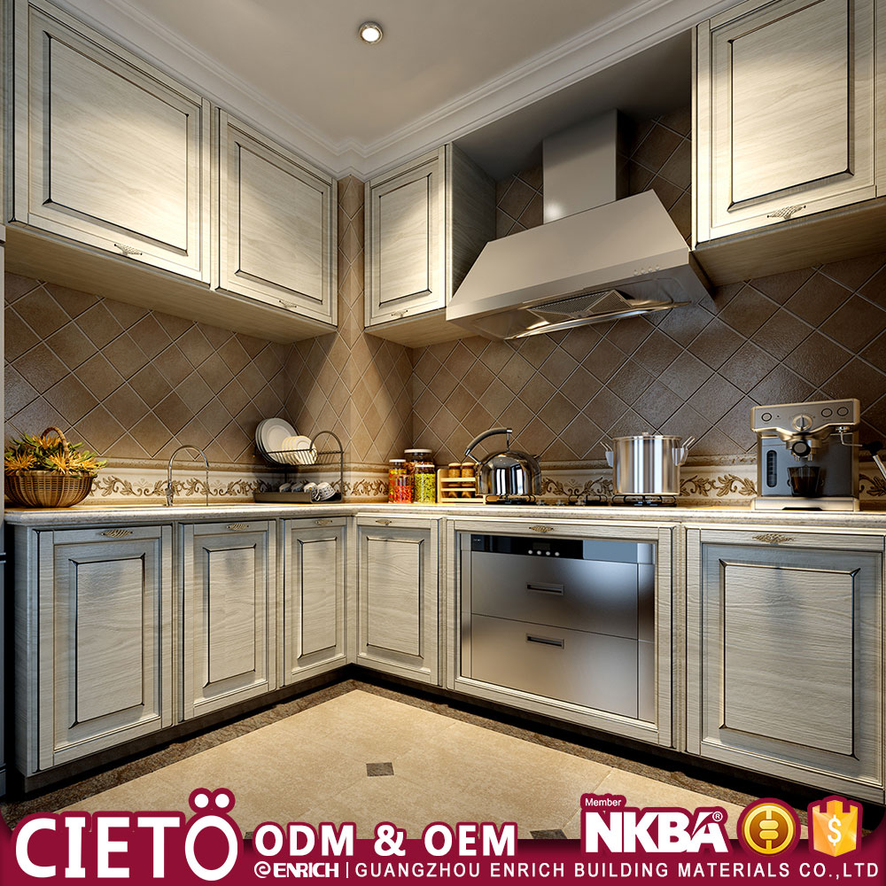 wholesale furniture china supplier rubber wood kitchen cabinets
