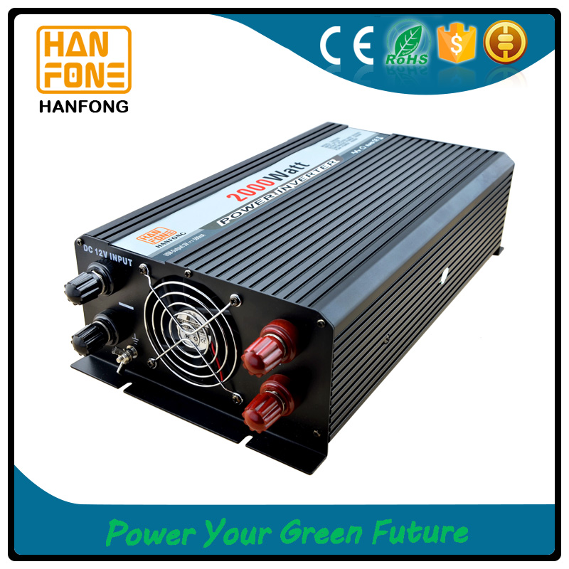 2000w Modify Wave Solar Inverter Convert DC TO AC