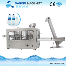 3 in 1 PET bottle mineral water filling machine cost