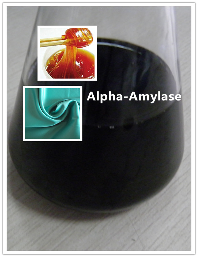 Cooking Starch Enzyme Food Grade Medium-Temperature Alpha-Amylase