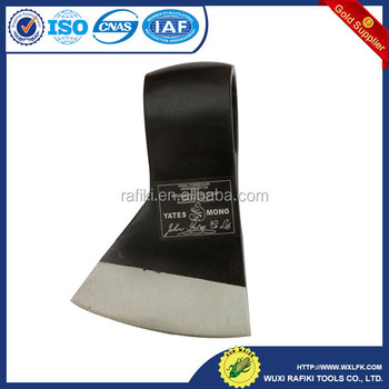South American ML LE A603 Steel forged Axe Head