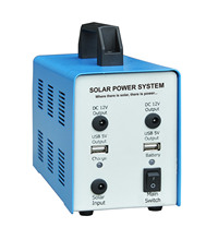Mini projects solar lighting power systems price for indoor