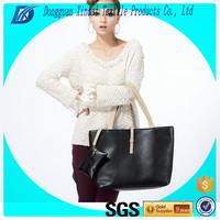 Casual Shoulder Bags New Simulated Leather Tote Handbags with Cute Purse