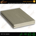 100% Plastic Material Skidproof Pvc Outdoor Decking