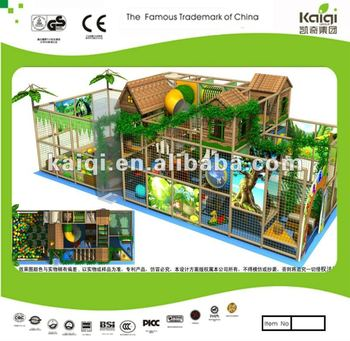 Jungle Themed0- Jungle Gym- Indoor Play Station