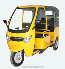 Bajaj taxi tricycle