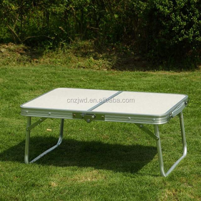 Small Korea aluminum folding table