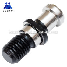 DIN69872 retention knob pull stud for cnc tool holder