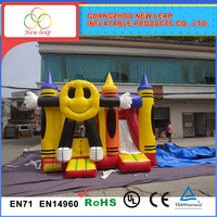 High quality and popular intex jump-o-lene inflatable castle bounce bouncer