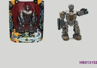 New Products Electric Robot Action Figure For Sale