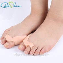 hot sale & high quality Straighten Toes Splint Silicone Toe Separator with