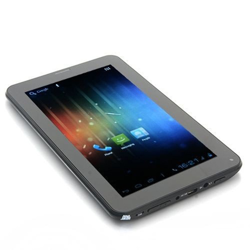 7 inch quad core Support 2G Dual Sim card slot Phone call mid tablet 8gb