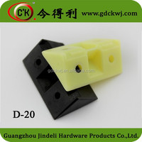 Hardware Black Color Furniture Wood Connector