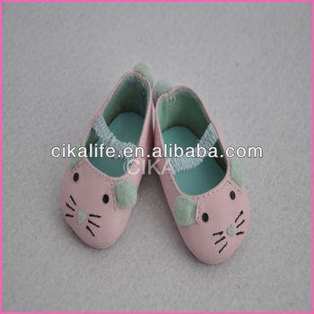 18 in pink doll shoes OEM