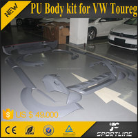 JC Sportline Hot Auto PU Body kit for VW Toureg 2011