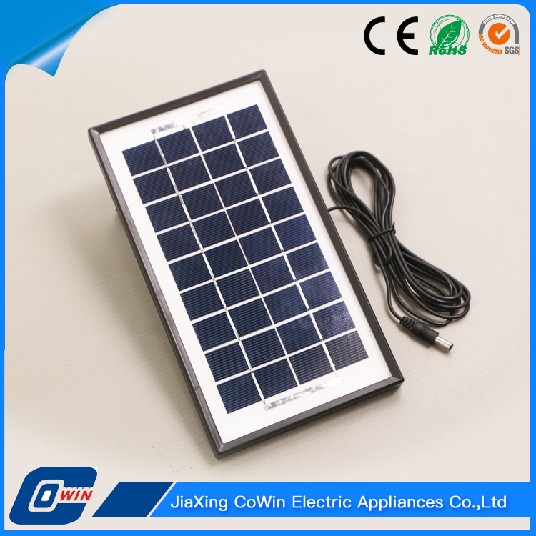 High Efficiency 3.5W Wholesale Solar Panel