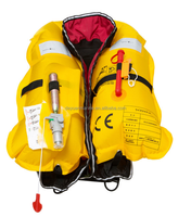 150N/275N High quality Solas approved marine life jacket custom life jackets