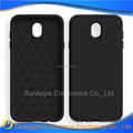 new Matte design tpu case for Galaxy J7 2017 J730 mobile phone cases