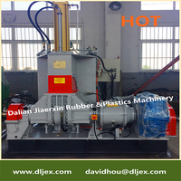 high-quality 20L rubber mixer machine fabricated by Dalian rubber processing machine