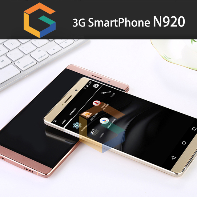New 6inch Korea mobile phone N920 android 5.1 ultra slim cellphones smartphones online shopping india