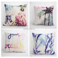 Throw plain pillows decorative home sofa pation cushion covers back support pillows