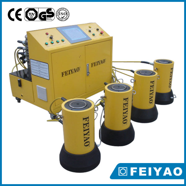 feiyao PLC hydraulic jack synchronized lifting jacking system