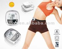 timer voice multi languages talking pedometer for blind people gift