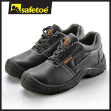 Black safety shoe Formal Shoes Man safety boots