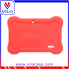 Durable protective silicone rubber tablet case for ipad with free sample available