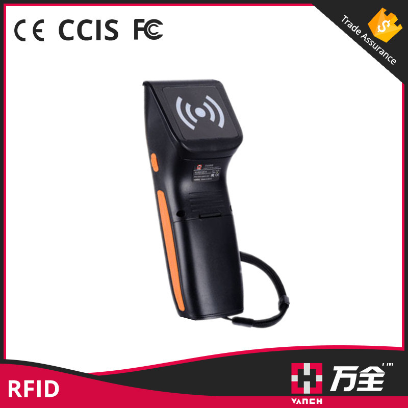 guard tour/access control/parking system bluetooth uhf rfid handheld reader