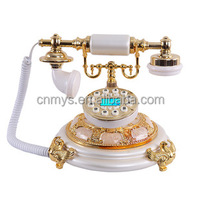 China Supplier Antique Decorative Bluetooth Telephone