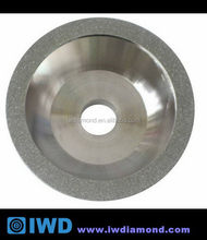 Newest discount grinding diamond wheel for tungsten carbide