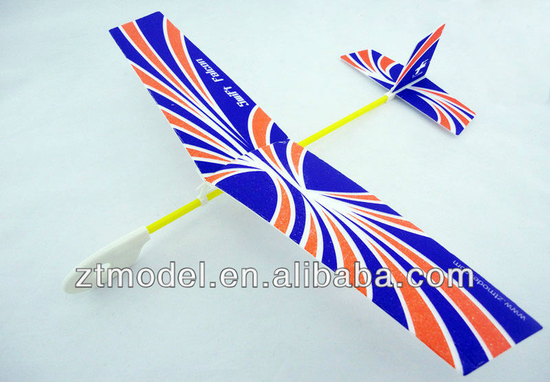 Fly Bird - Swift Flyer Hand Launch Airplane Models Flying Toy