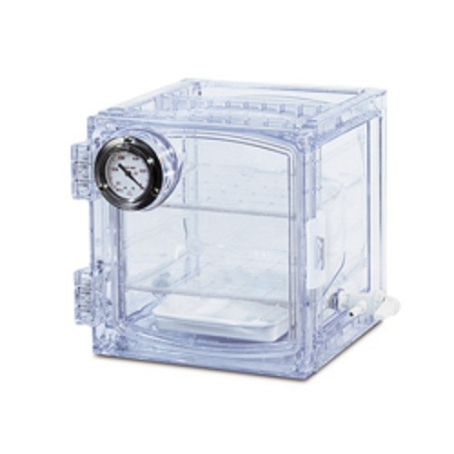 Bel-Art Products 42400-4011, Lab Companion 36L Cabinet Vacuum Desiccator - Clear