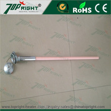 thermocouple R in multi-channel thermometer