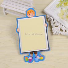Custom 3D soft fridge magneticpvc PVC car magnetic Personalized pvc fridge magnets sticker fridge pvc magnets