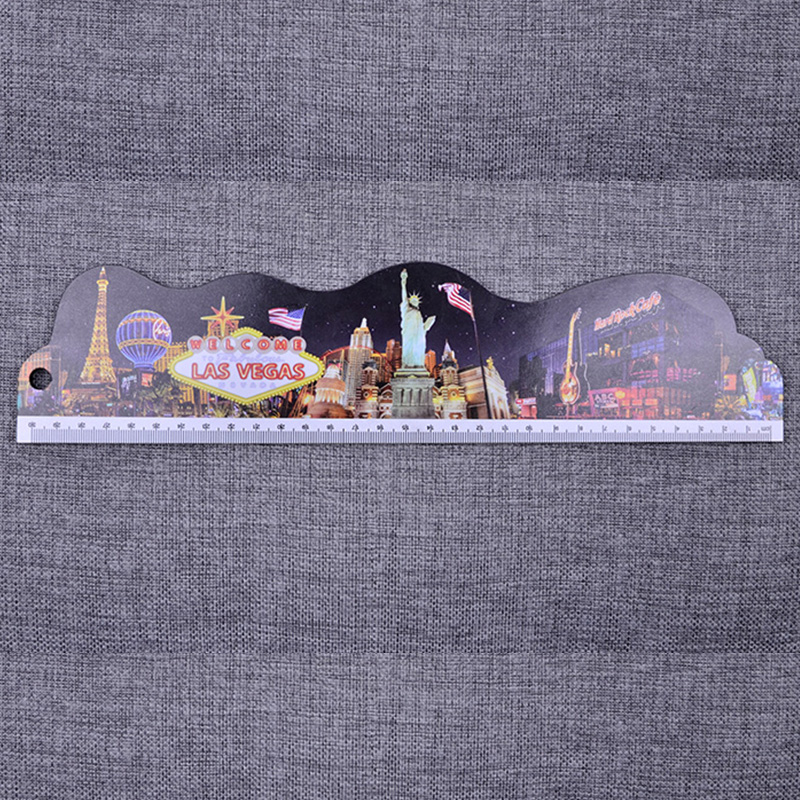 Customized wooden ruler best souvenir ideas