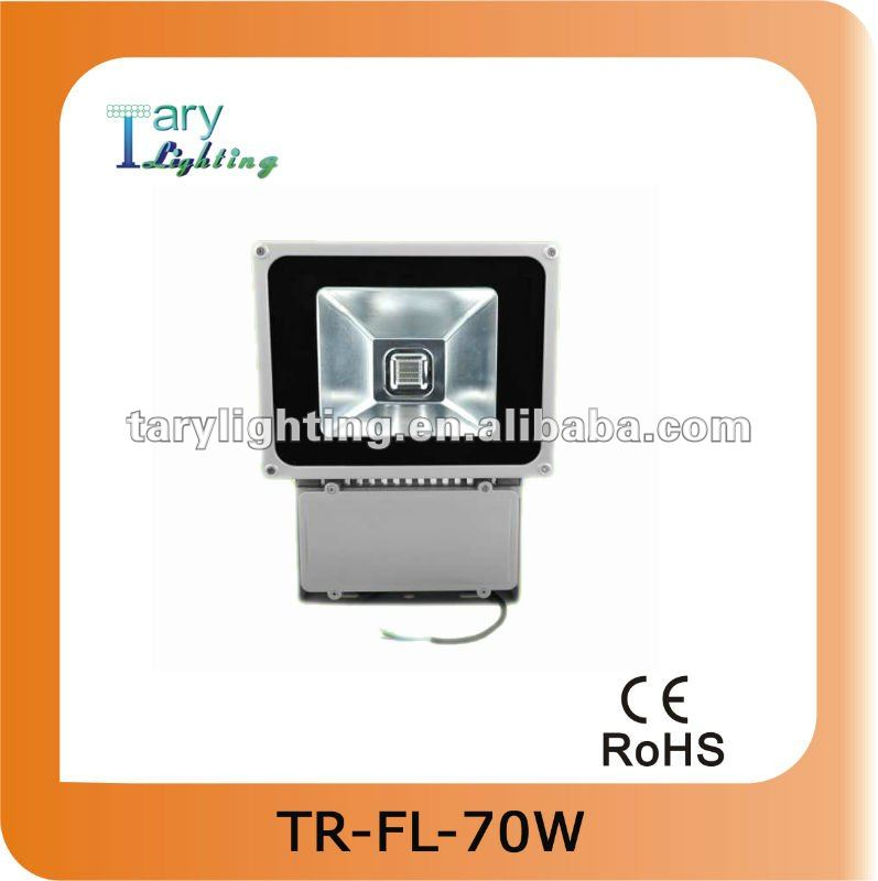 CE RoHS UL Meanwell driver,led flood lights 70w, high efficiency flood light
