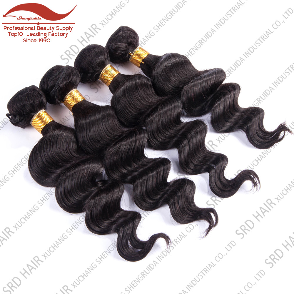 Wholesale price natural raw unprocessed 12 14 16 18 virgin indian hair