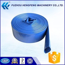 Water Pump Hose Wear resisting heavy-duty and flexible pvc lay flat hoses