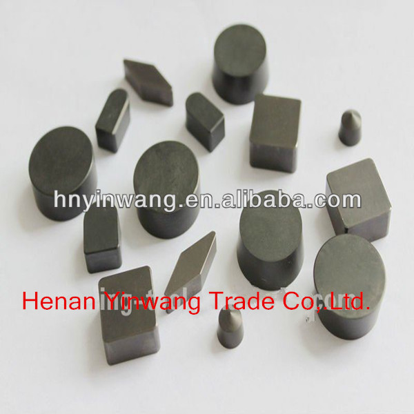 Industrial PDC/PCD Cutters For Oil/Gas/Coal Drilling