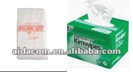 Cleanroom M-3 wipers/M-1 Wipers/Kimwipes/kimperly wipes.