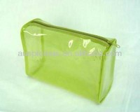 Hot selling air bubble bag pvc bag clear cosmetic case