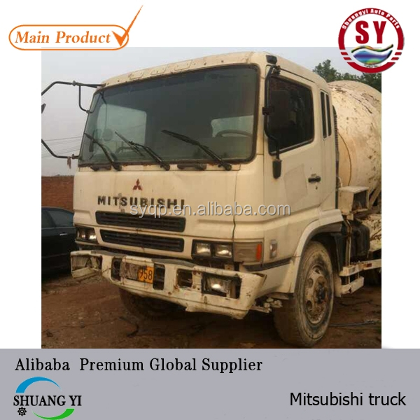 Used Mitsubishi trucks
