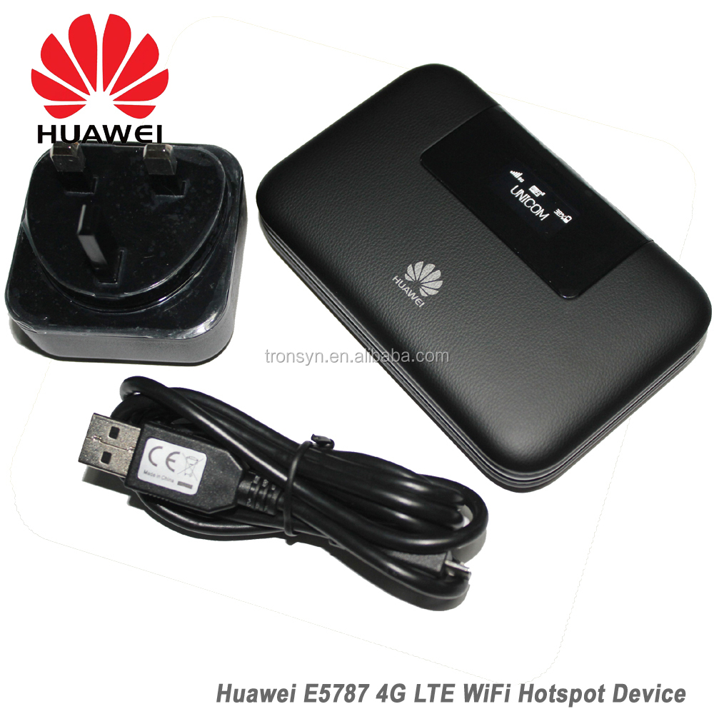 150Mbps Huawei E5770 4G LTE Mobile WiFi Pro Wireless Router With RJ11 And USB Port