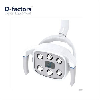 D-FACTORS Multi-functional led shadowless dental reflector in operation light