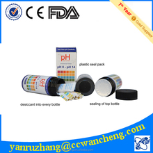 universal ph test paper 4.5-9.0, 0-14 FDA approved