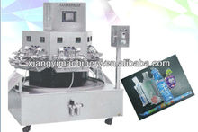 XCD-6S Rotary Oil /Water Bags Packing Machine