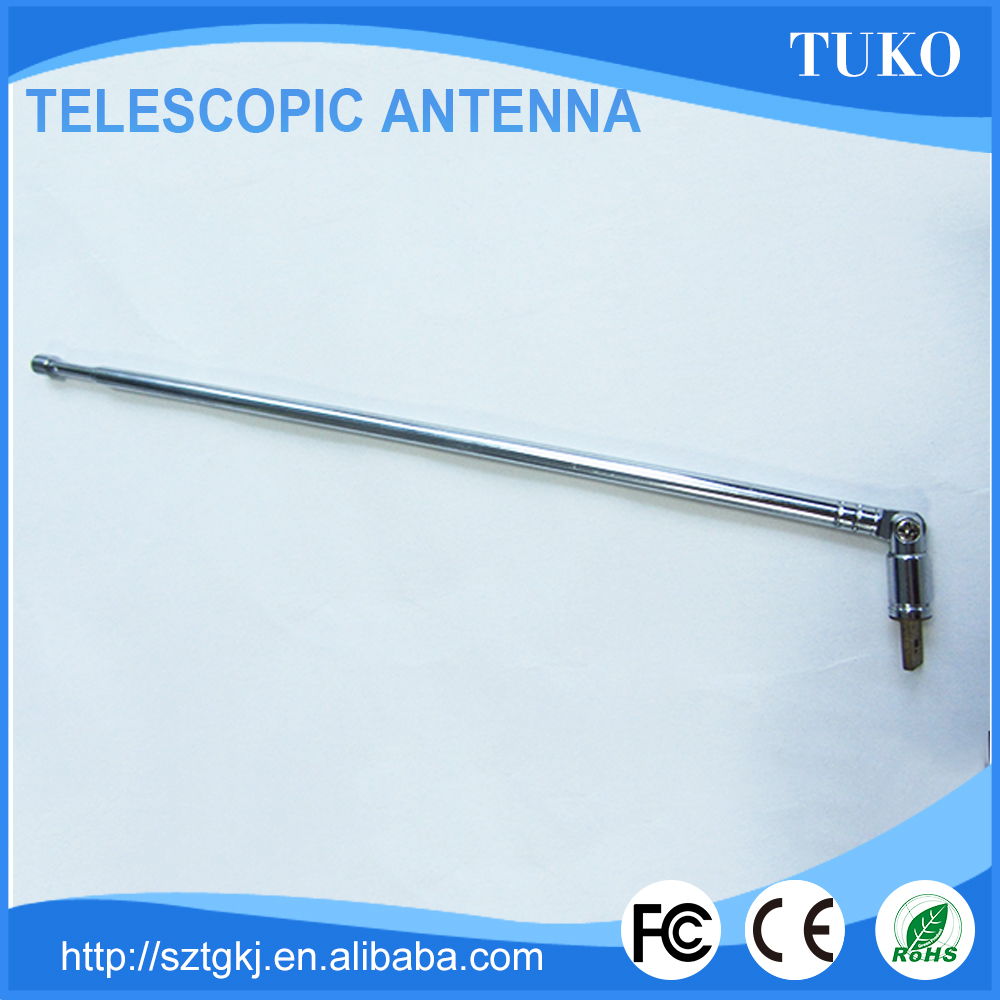 extendable mobile phone fm antenna